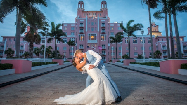 Don Cesar Beach Wedding Photography