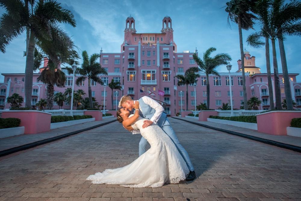 Don Cesar Beach Wedding Photography