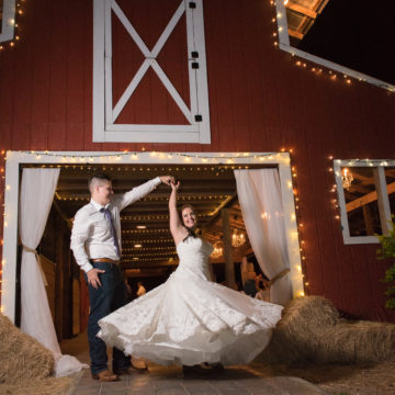 Old McMickey's Rustic Barn Wedding