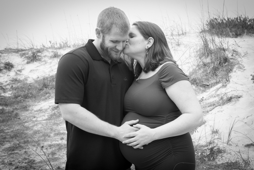 Redington Long Pier Maternity Photographer