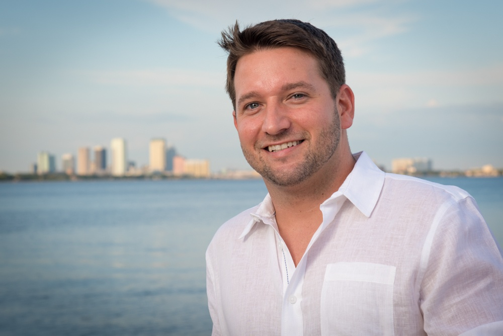 Tampa Headshot Photographer - James Connell Photography