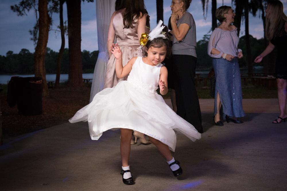 The Barn at Crescent Lake, Odessa, FL Wedding Photographer