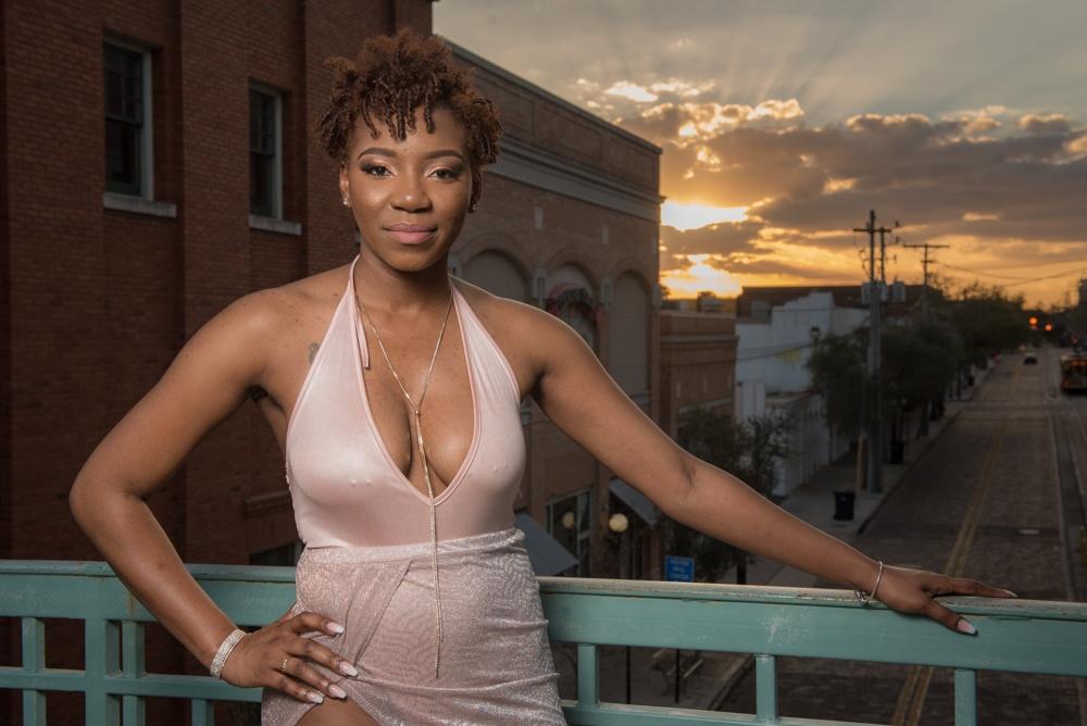Ybor City Birthday Portrait Photographer